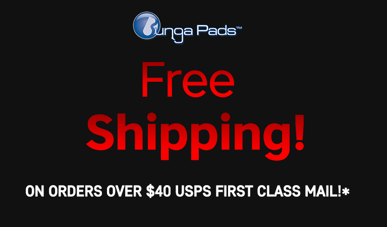 Free Shipping on Order Over $40